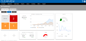 CLEARVIEW Dashboard